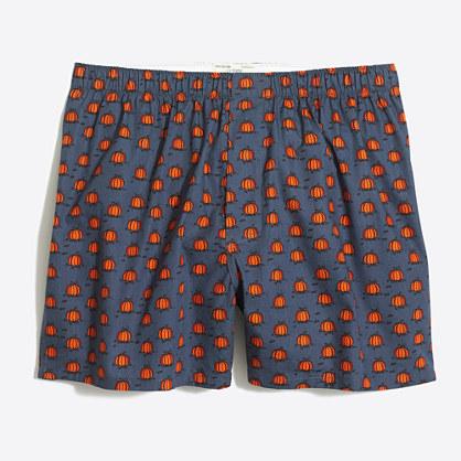 Pumpkin boxers