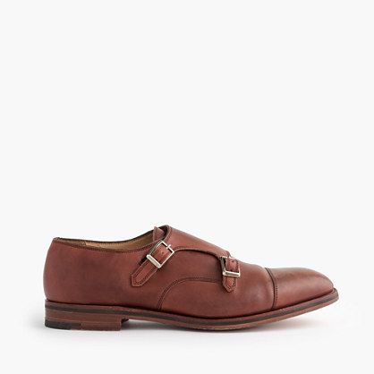 alfred sargent for j crew monk shoes dress