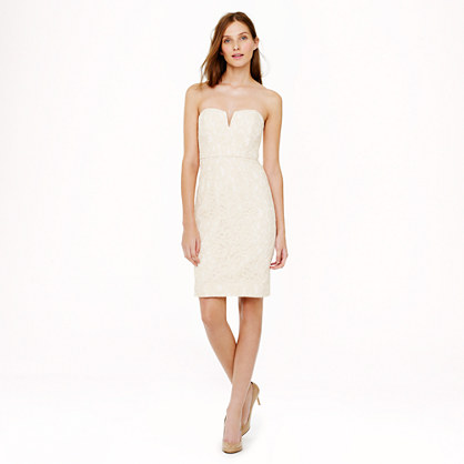 Sale alerts for J.CREW Cathleen dress in Leavers lace - Covvet