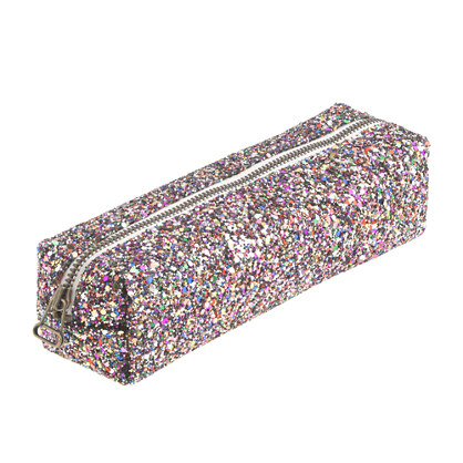 Cute bags for school online - Girls Glitter Pencil Case Fun Finds J Crew