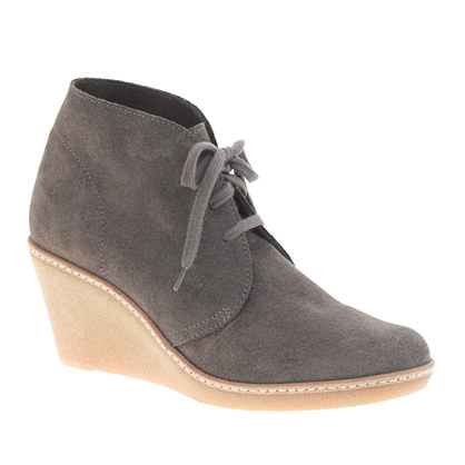 macalister wedge boots boots j crew