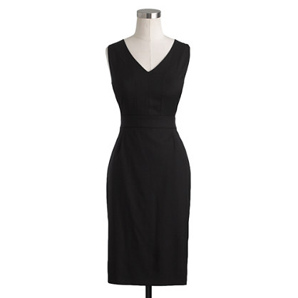 Sale alerts for J.CREW Bridget dress in Super 120s - Covvet