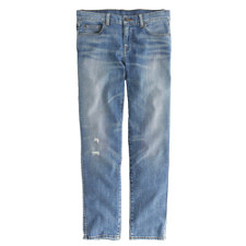 Cropped Vintage Straight Jean