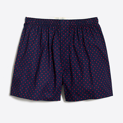 Factory little hearts boxers