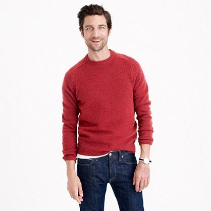 Heavy Gauge Wool Sweater 8