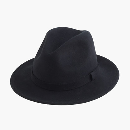 Sale alerts for J.CREW Bailey® for J.Crew felt hat - Covvet