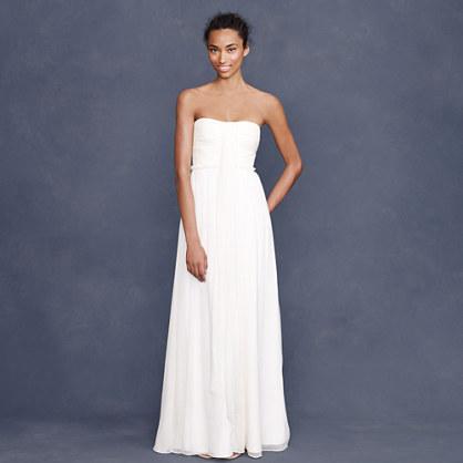 jcrew ebay wedding dress