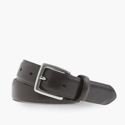 Stitched Edge Belt Belts J Crew