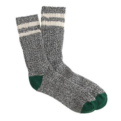 Mens Camp Socks JCrew