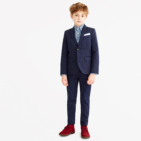 Boys' Suits & Formal Wear : Dress Pants & Shirts | J.Crew