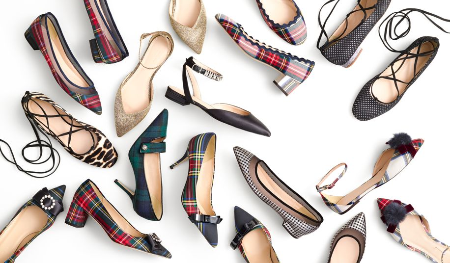 Shop the shoe collection