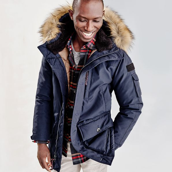 Find the perfect winter layer