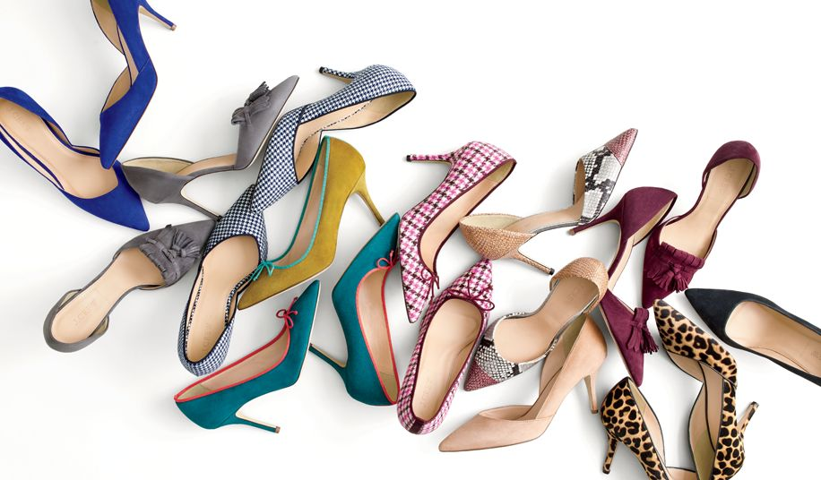 Shop mood-lifting, outfit-making shoes
