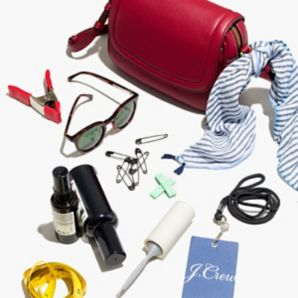 Peek inside our stylists' bags