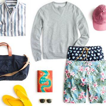 Cheat sheet: summer weekend packing