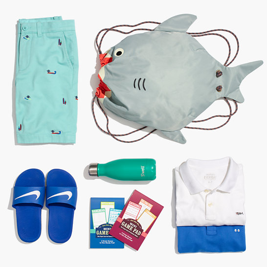 Max the Monster's Camp Packing Picks