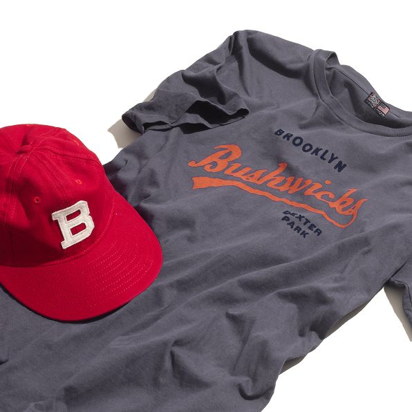 The historic teams behind our exclusive Ebbets Field Flannels<sup>&#174;</sup> collaboration
