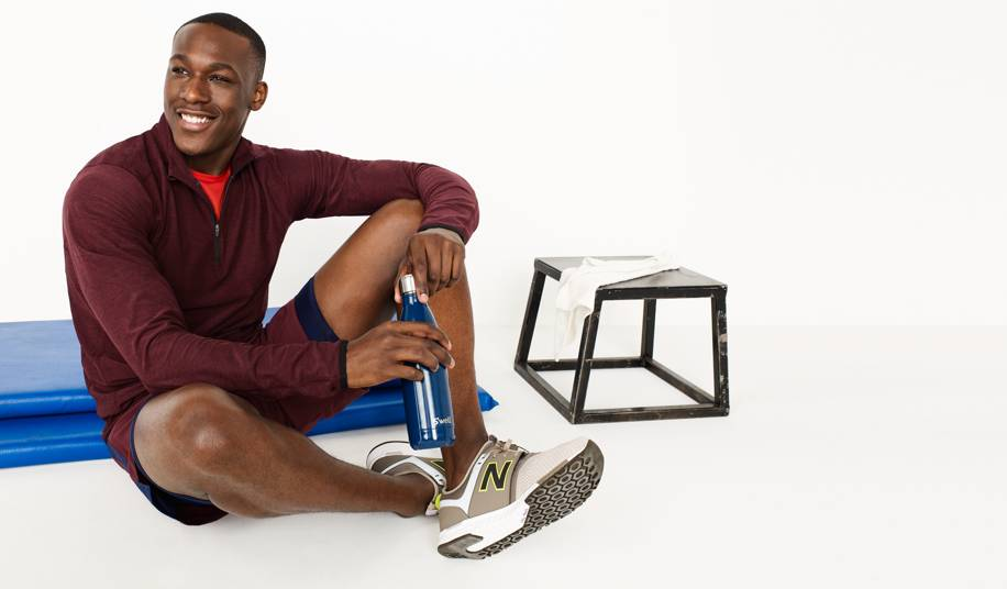 Shop the New Balance<sup>&#174;</sup> X J.Crew collection
