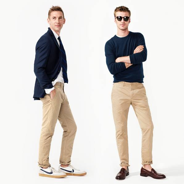 Perfect-fitting pants for every guy