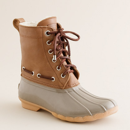 Sperry Top Sider Shearwater Duck Boots