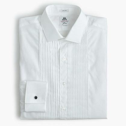 Thomas Mason For J Crew Ludlow Tuxedo Shirt Thomas