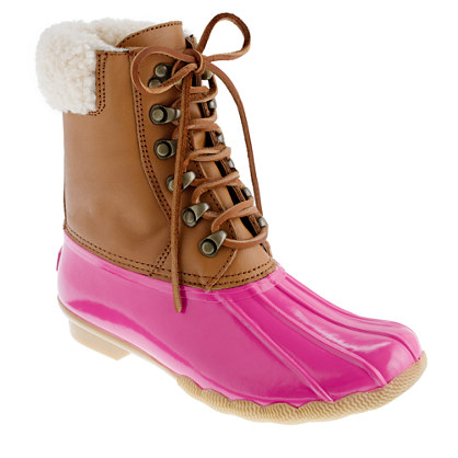 Sperry Short Rain Boots - Cr Boot