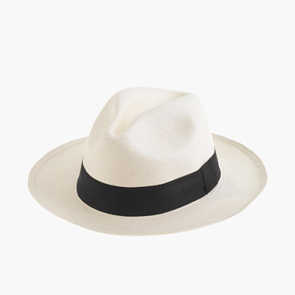 Sale alerts for J.CREW Panama hat - Covvet