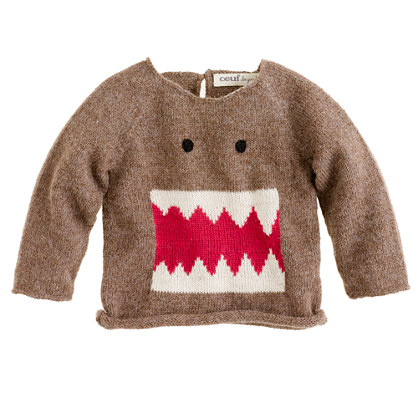 Oeuf Monster Sweater 52