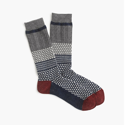"Anonymous Ismâ""¢ jacquard socks"