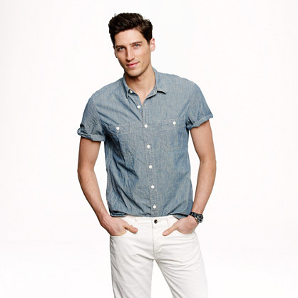Men's Button-Down Short-Sleeve Shirts; Stoic Crosshatch Chambray Shirt - Men's. sale $ $ 50% Off. Free 2-Day shipping on orders over $ Learn More. Select a Size: you get to wear the Stoic Men's Crosshatch Chambray Shirt; again. Just try not to spill the punch all down the front of you like you did the last go-about/5(27).