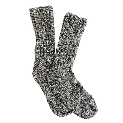 Dickies Men's 4 Pack Medium Weight Marled Accent Moisture Control Crew Socks by Dickies Only 3 left in stock - order soon.