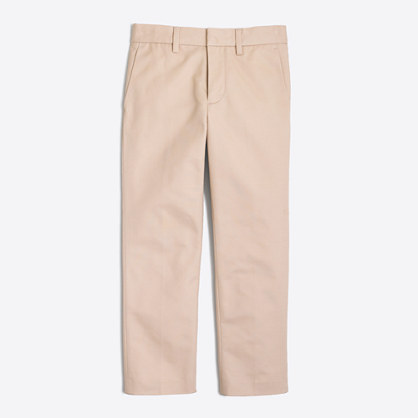 Boys' Thompson suit pant in chino