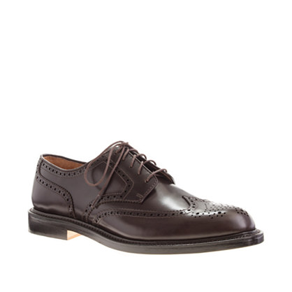 wing tips dress shoes j crew