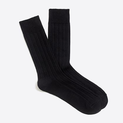 Factory basic crew socks