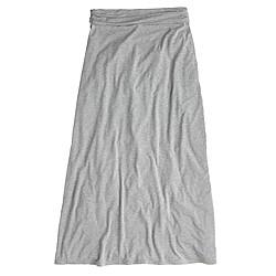 Jersey maxiskirt
