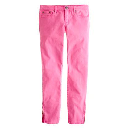 Pink J. Crew Pants