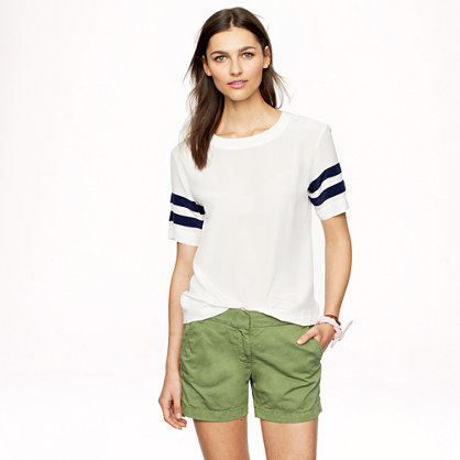 "Sale alerts for J.CREW 4"" chino short - Covvet"