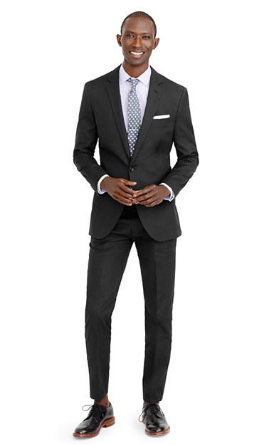 ludlow suit jacket in italian cotton piqu u00e9