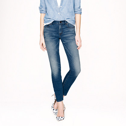 Toothpick jean in Hickman wash