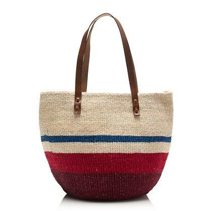 Sale alerts for J.CREW Bamboula Ltd. beach bag - Covvet