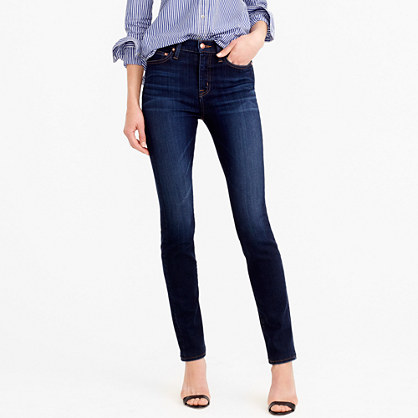 Sale alerts for J.CREW Point Sur hightower skinny jean in drifter wash - Covvet