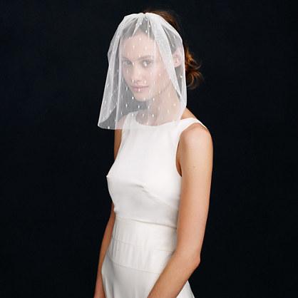 Sale alerts for J.CREW Short tulle veil - Covvet