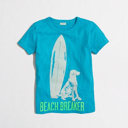 Boys' beachbreaker storybook T-shirt