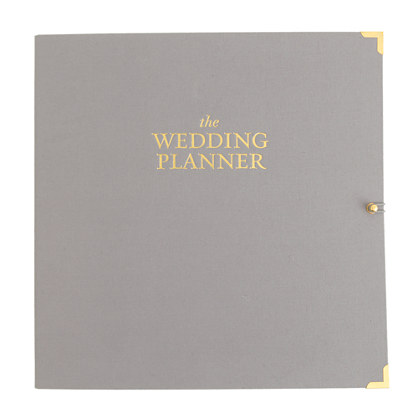 Sale alerts for J.CREW Sugar Paper® wedding planner binder - Covvet