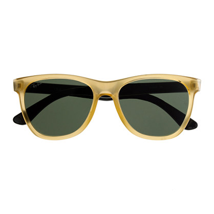 Ray-Ban® Wayfarer® sunglasses with mirror lenses