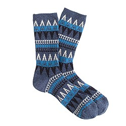 Anonymous Ism blanket socks