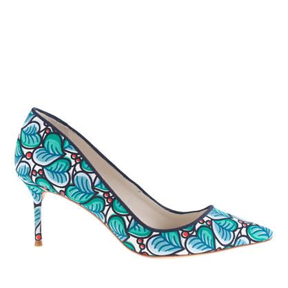 Sophia Webster™ for J.Crew Lola kitten-heel pumps