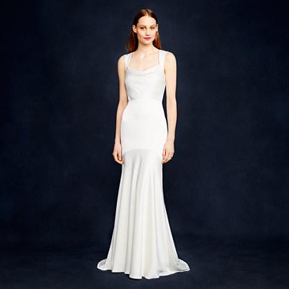 Jillian gown