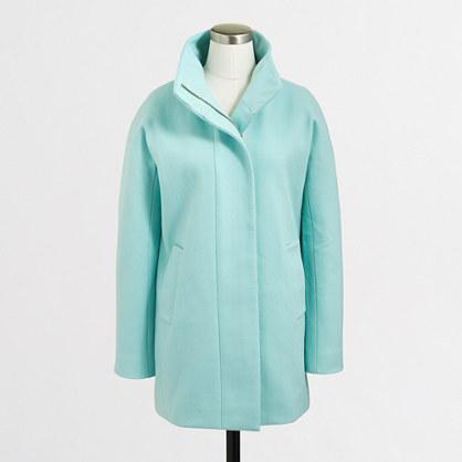 Factory city coat