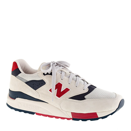 Sale alerts for J.CREW New Balance® for J.Crew 998 Independence Day sneakers - Covvet